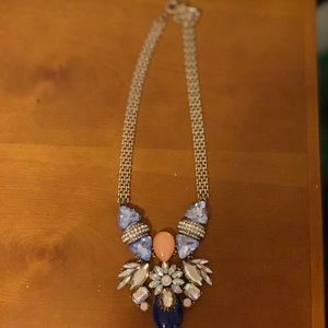 Statement necklace by JewelMint